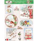 EWK1271 Knipvel Cozy Christmas