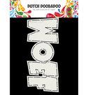 470.713.726 Dutch Doobadoo Card Art WOEF