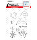 BASICSDC27 - Stamp & Die Cut Essentials Christmas nr.27