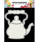 470713763 Dutch Card Art A4 Theepot