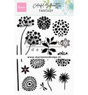 CS1047 Clearstamps Colorful Silhouette - Fantasy
