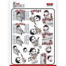 CD11466 3D knipvel Yvonne Creations - Petit Pierrot - Serenade