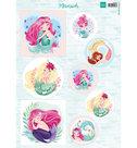 VK9588 Knipvel Mermaids