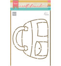 PS8056 Craftstencil Bag by Marleen