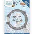 ADD10210 Dies - Amy Design - Underwater World - Porthole
