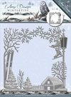 ADD10078 Snijmal Wintertide Frame Amy Design