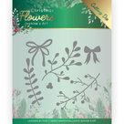 Dies - Jeanines Art Christmas Flowers - Mistletoe JAD10106