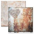 Scrappapier Industrial  - 30,5x30,5 cm - Studio Light - SCRAPIN04