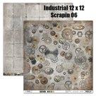 Scrappapier Industrial - Studio Light - SCRAPIN06