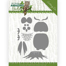 ADD10216 Dies - Amy Design - Amazing Owls - Build up Owl