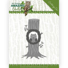 ADD10218 Dies - Amy Design - Amazing Owls - Owl in Tree