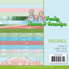 Paperpack - Yvonne Creations - Funky Nanna's YCPP10020