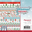 YCPP10019 Paperpack - Yvonne Creations - Christmas Dreams