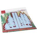 LR0685  Creatables - Gate folding Tiny's Forest