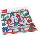 LR0686  Creatables - Mittens & scarf set