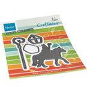 CR1526 - Craftable - Sinterklaas set by Marleen