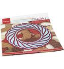 LR0691 Creatables Wicker Wreath