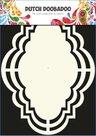 470.713.110 Dutch Doobadoo Shape Art Label Romantic