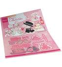 COL1491 Collectables snijmallen Eline's wedding accessoires