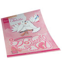 COL1492 Collectables snijmallen Eline's pigeons