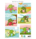 AK0084 Knipvel  Eline's Frogs