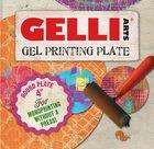 Gelli Arts - Gel Printing Plate rond 10cm GEL4R