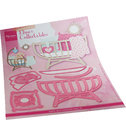 COL1495 Collectables  Eline's Baby cot