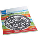 CR1548 Craftables Gears doily