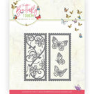 Dies - Jeanine's Art - Butterfly Touch - Butterfly mix and match JAD10123