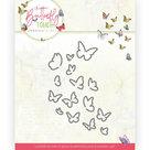 Dies - Jeanine's Art - Butterfly Touch - Bunch of Butterflies JAD10120