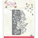 Dies - Jeanine's Art - Butterfly Touch - Butterfly Edge JAD10119