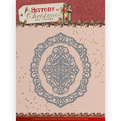ADD10245 Dies - Amy Design - History of Christmas - Lacy Christmas Oval.jpg
