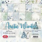 Craft&You Arctic Winter Small Paper Pad 6x6 36 vel CPB-AW15.jpg
