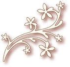 SD011 Snijmal Wild Rose Studio Blossom Burst