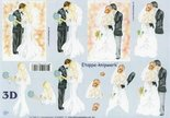 4169.651 3D knipvel huwelijk Le Suh
