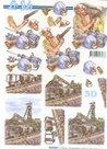 8215.241 3d knipvel mijnwerkers