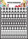 472.948.010 Dutch Paper Art Buttons