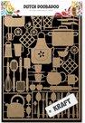 479.002.004 Dutch Paper Craft Art Kitchenware