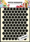 478.007.001 Dutch Doobadoo Soft Board Art Honeycomb