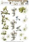 CD10447 3D Knipvel - Precious Marieke - Condoleance - Sympathy