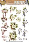 CD10417 3D knipvel orchidee Marieke