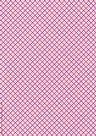 Tie3327 knipvel achtergrond roze ruit nel van Veen