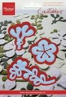 LR0189 Creatables snijmallen Mistletoe Marianne Design