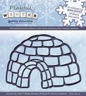 YCD10014 Snijmal Igloo - Playful Winter