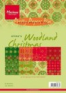 PB7044 Pretty papers bloc Woodland Christmas