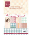 PK9080 Pretty Papers Bloc Vintage Pastels