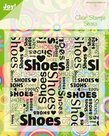 6410-0028 Noor! clear stempel shoes