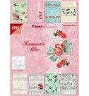 6011-0056 Papierblok Romantic Bloc