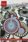 LR0262 Creatables snij- embossingmal Vintage Bicycle