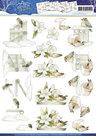 CD10575 3D Knipvel - Precious Marieke - Winter Wonderland - Snow animals